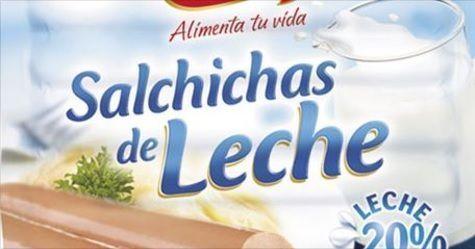 Salsichas de leche Campofrío