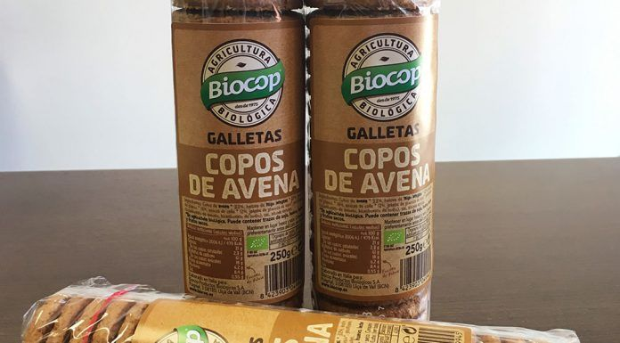 Copos de avena Biocop Flocs de Civada Biocop