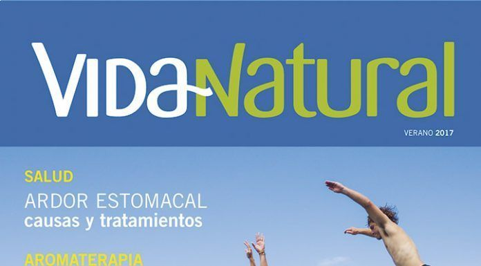 Revista Vida Natural qüestió de pell