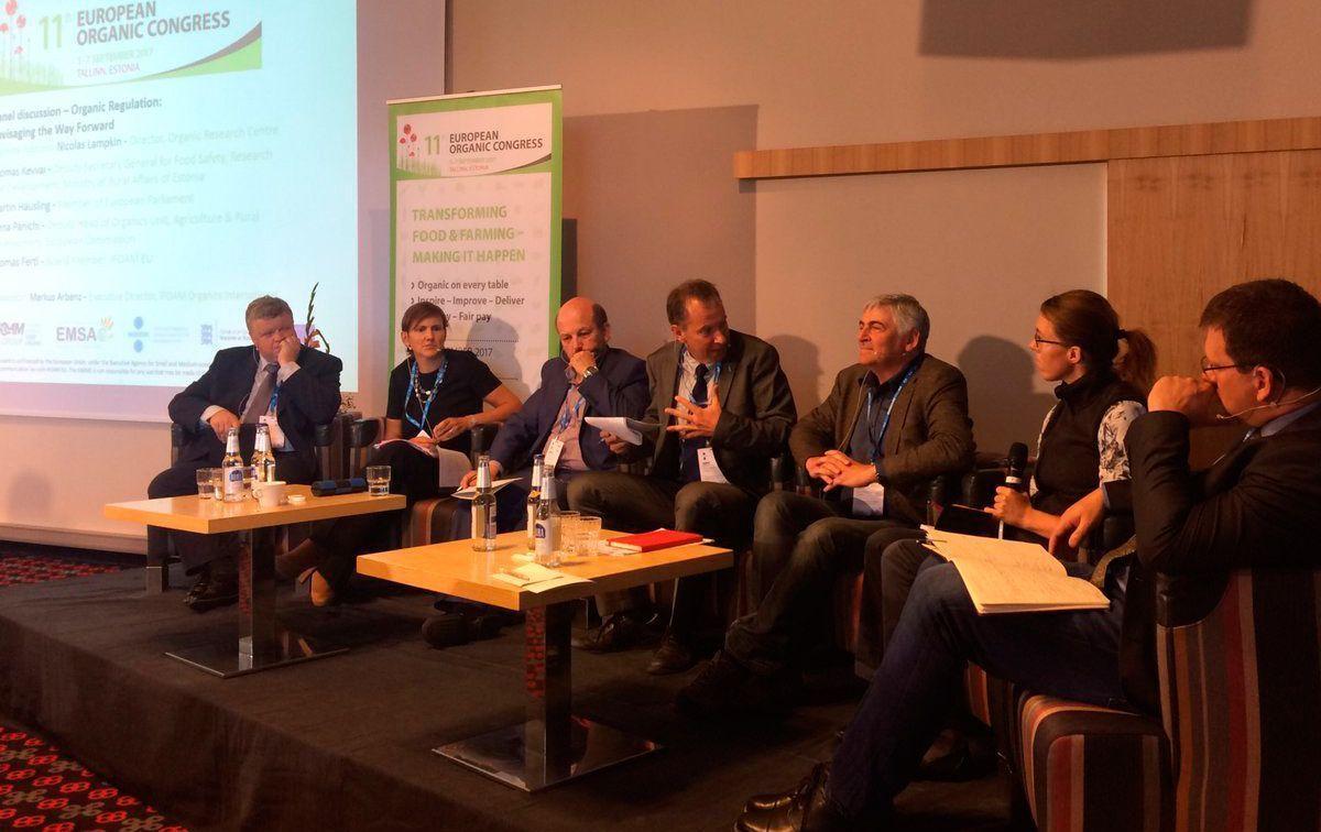 Organic Regulation Panel