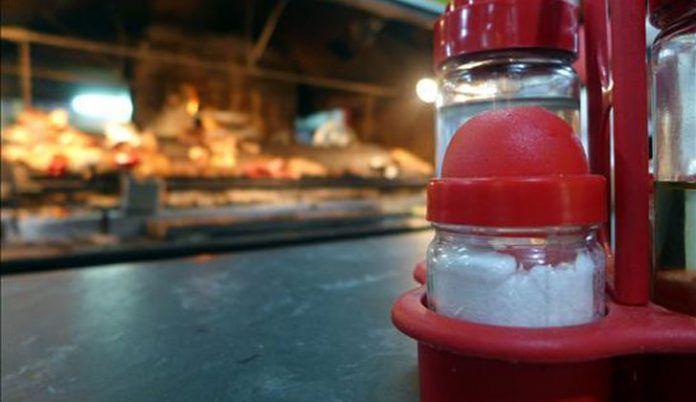 plásticos en la sal marina microplásticos