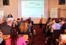 Christopher Stopes, IFOAM EU President, welcome on Tuesday, 5th european organic congress