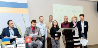 Organic Fraud prevention FiBL conference Ukraine