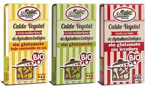 Pastillas de verduras ecológicas sin glutamatos® El Granero Integral