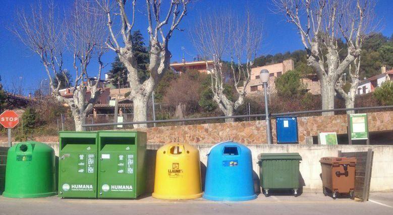 Yo Reciclo: Gestionando los residuos, los contenedores