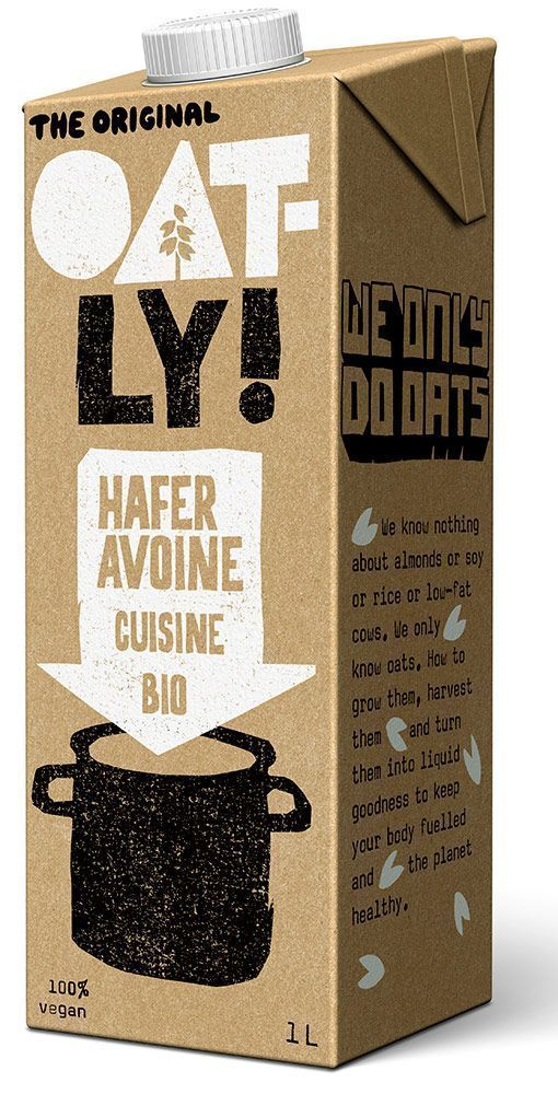 oatly cuisine 1L