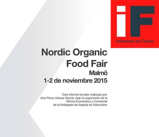 Informe Nordic Organic Food Fair nov 2015 1