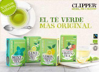 nuevos tes Verdes Clipper