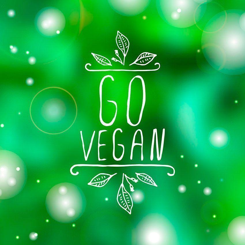 go vegan vegano