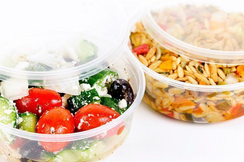 Plásticos alimentarios seguros