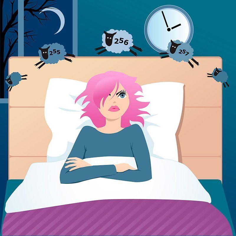 Salud y Complementos: El insomnio