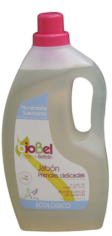 Jabón P Delicadas bioBel 15l web