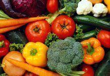 vegetables germany
