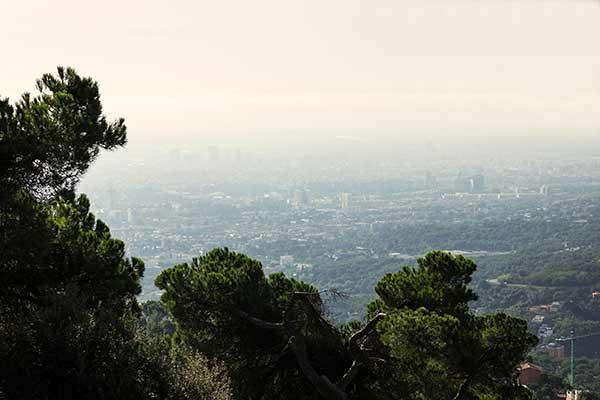 contaminacion atmosferica febrero 17 2
