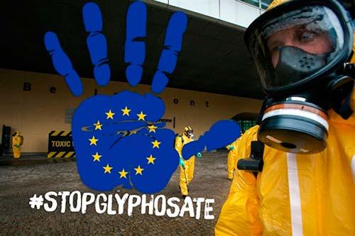 stop glyphosate firmas 1M