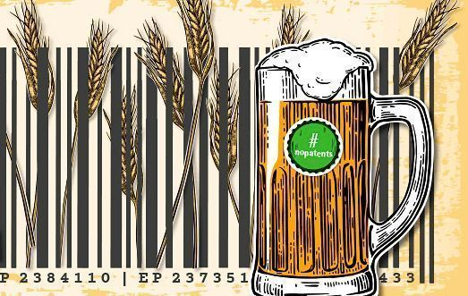 no patents on beer bread