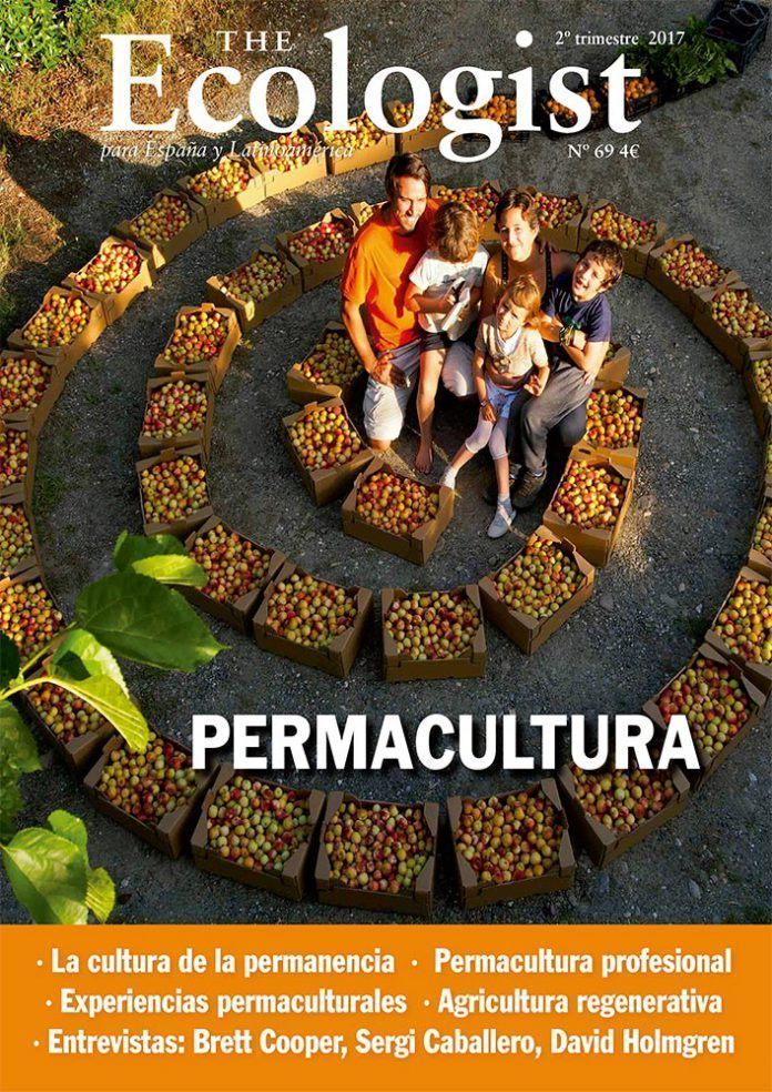 the ecologist permacultura