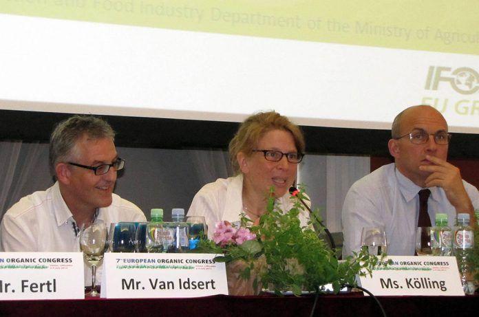 Congrés Ecològic Europeu Congreso Ecológico Europeo European Organic Congress IFOAM EU Congreso IFOAM EU Congrès IFOAM EU