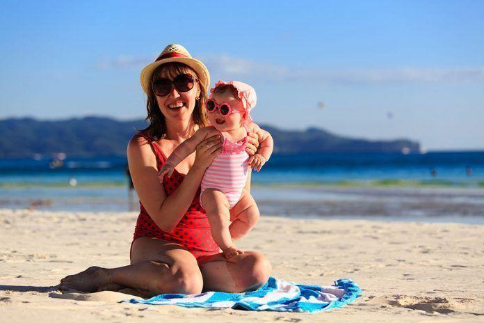 Piel del bebé en verano belleza ecológica belleza natural cosmética ecológica cosmética natural pell del nadó a l'estiu cosmètica ecològica