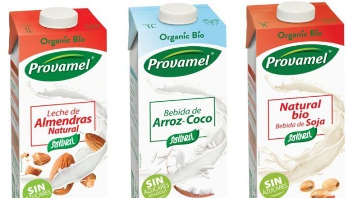 Bebidas sin azúcar, bio y veganas Provamel begudes sense sucre, ecològiques i veganes Provamel