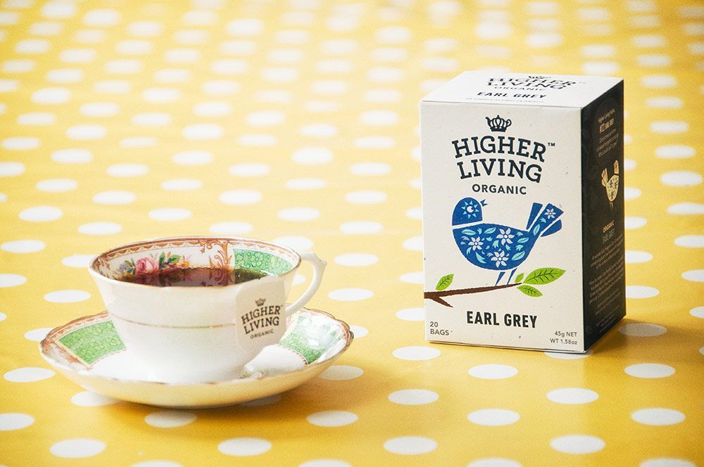 Higher Living Earl Grey