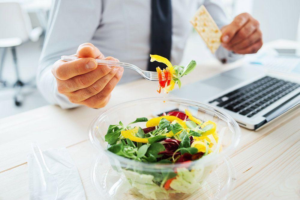menús ecológicos para llevar