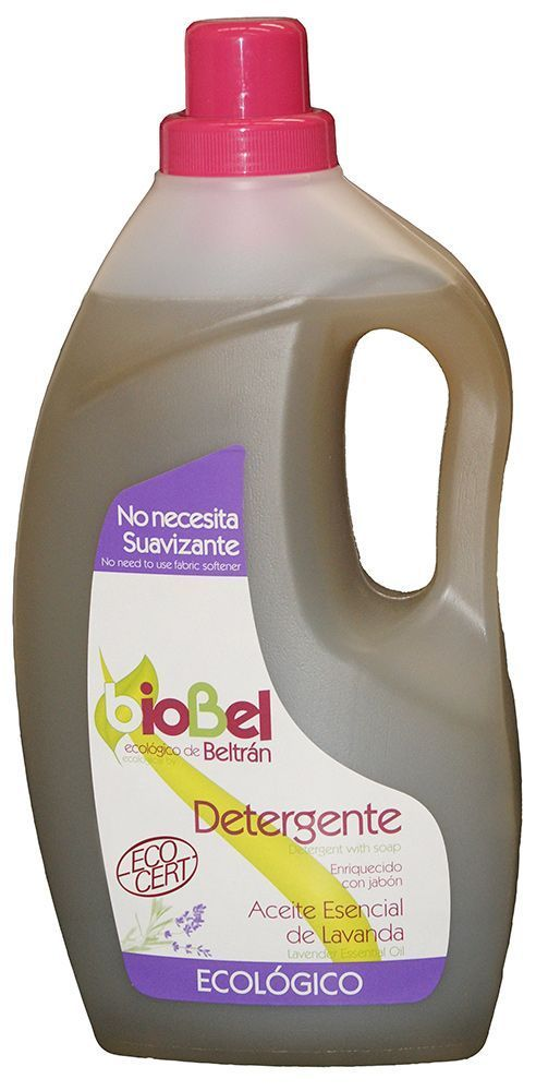 Detergente bioBel detergente ecológico Jabones Beltrán detergent biobel