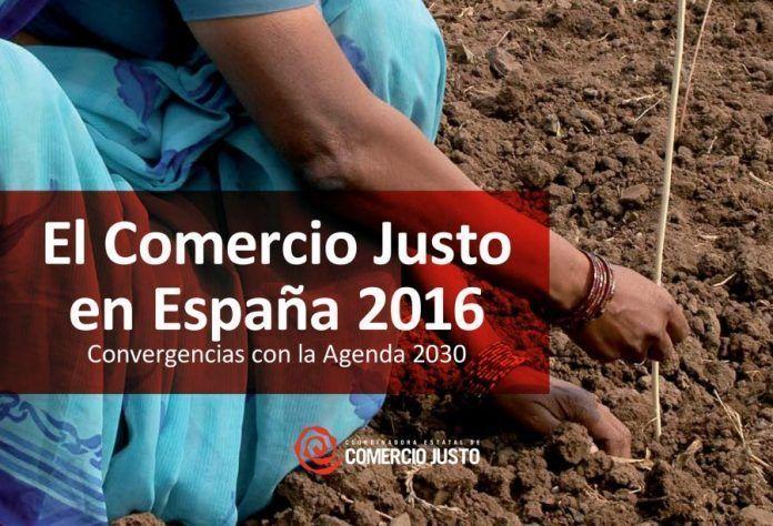 consumo de Comercio Justo informe 2016 consum de comerç just espanya informe 2016