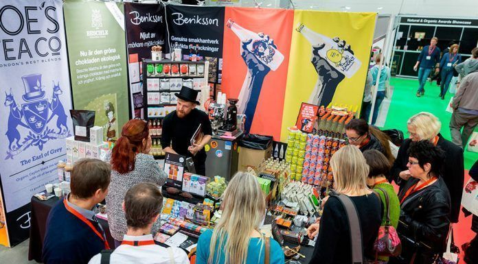 Natural Products Scandinavia - Nordic Organic Food Fair