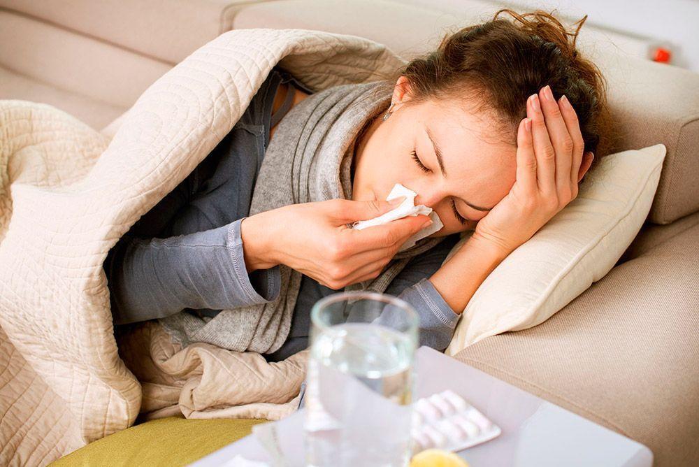 resfriado tratamiento natural