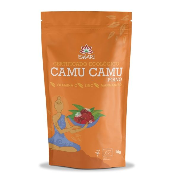 Camu Camu superalimentos resfriados