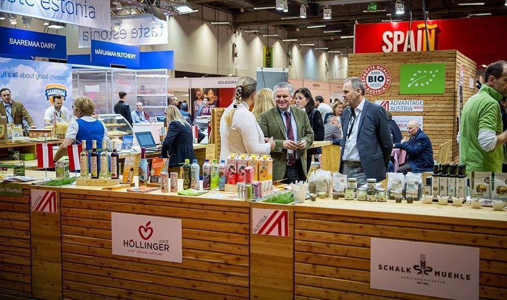 Big Name Buyers Flock To The Biggest Edition Of Natural