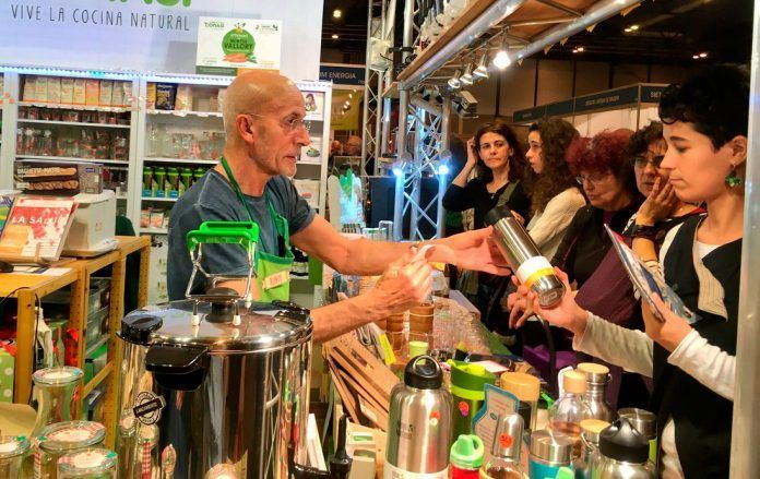 BioCultura Madrid 2017 sector BIO bate récords