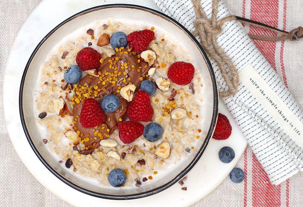 porridge de avena porridge de civada