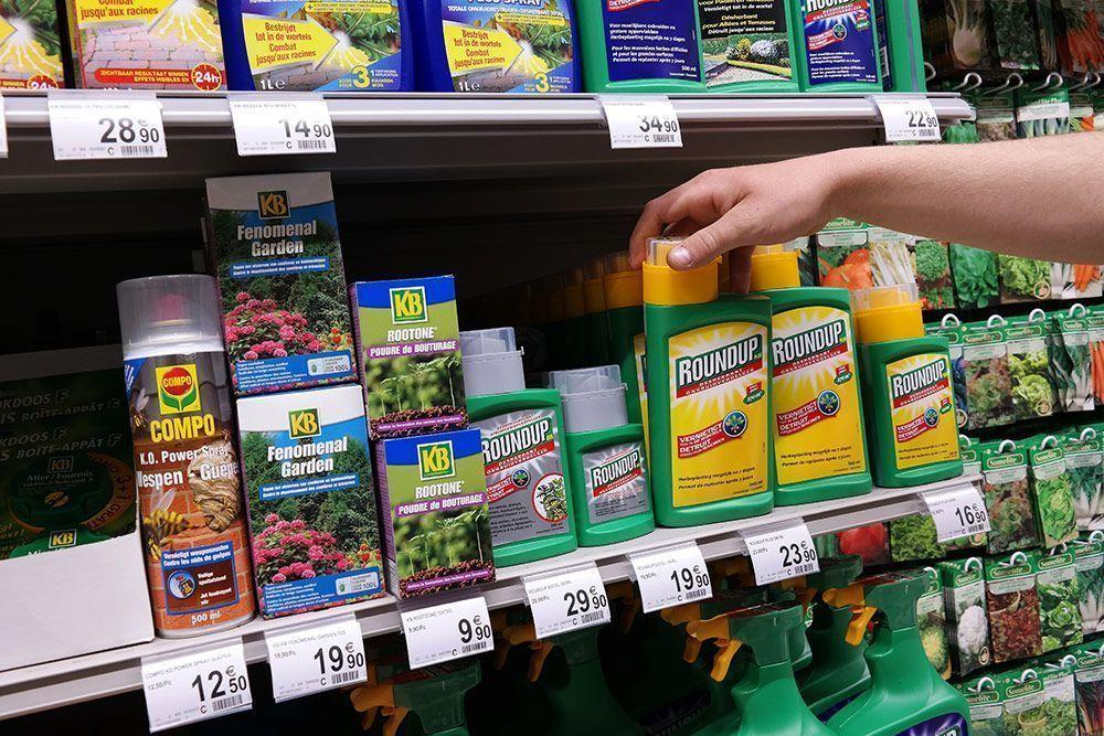 Roundup pesticidas residuos tóxicos