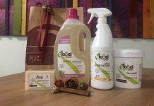 bioBel lote navidad jabón sostenible ecológico artesano Jabones Beltrán