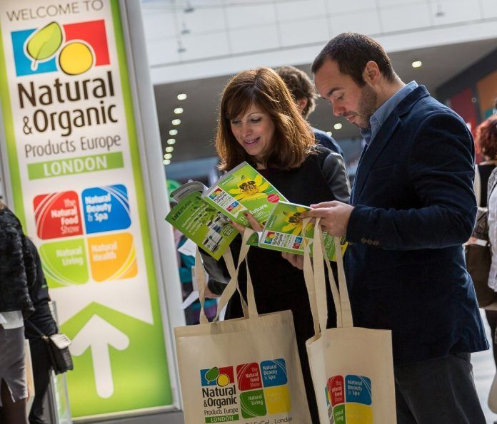 Natural & Organic Products Europe 2018 to showcase the best in clean health