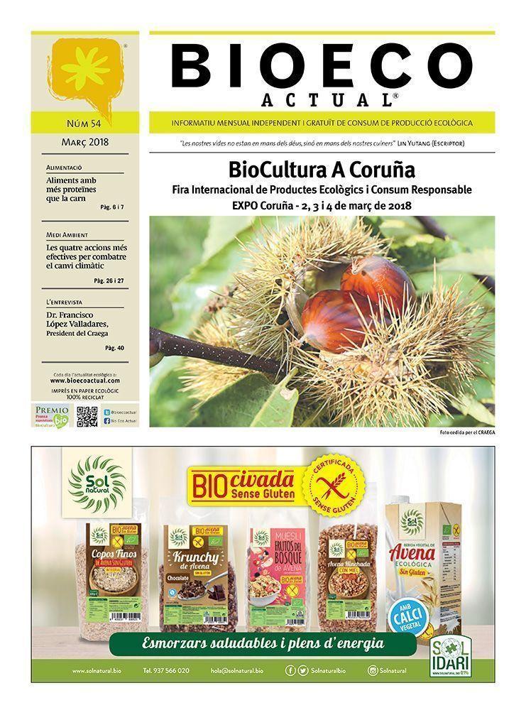 Bio Eco Actual Març 2018