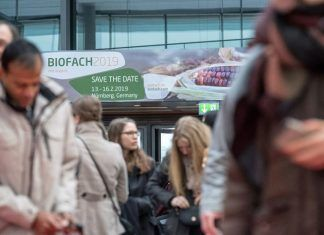 BIOFACH 2018: World's Leading Trade Fair for Organic Food and VIVANESS together inspire 50,200 visitors