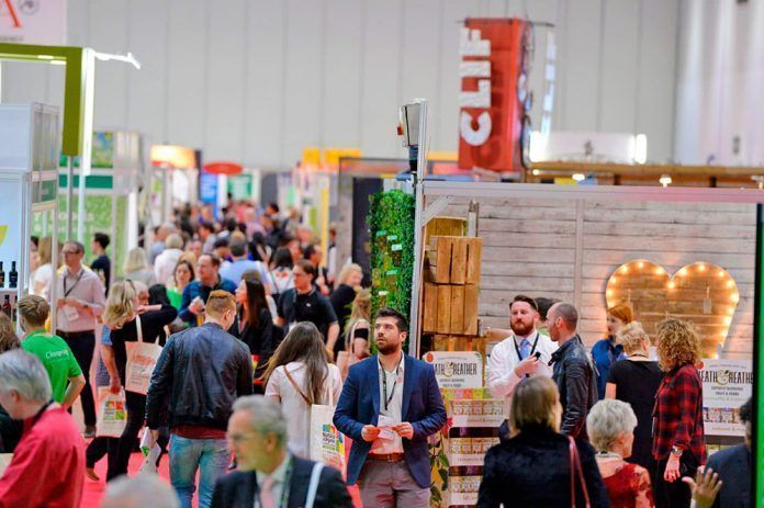 Europe's biggest Natural Food Show returns to London ExCeL on 22-23 April