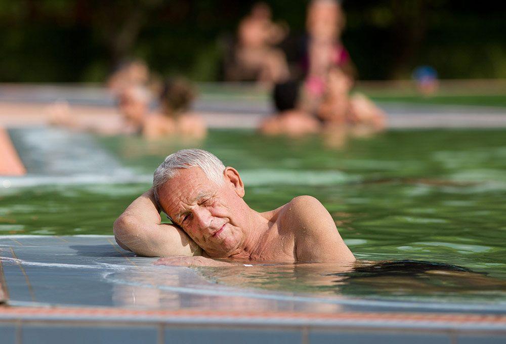 hidroterapia terapia natural con agua