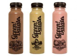 Green! Dalate: Las primeras bebidas vegetales ecológicas refrigeradas del mercado