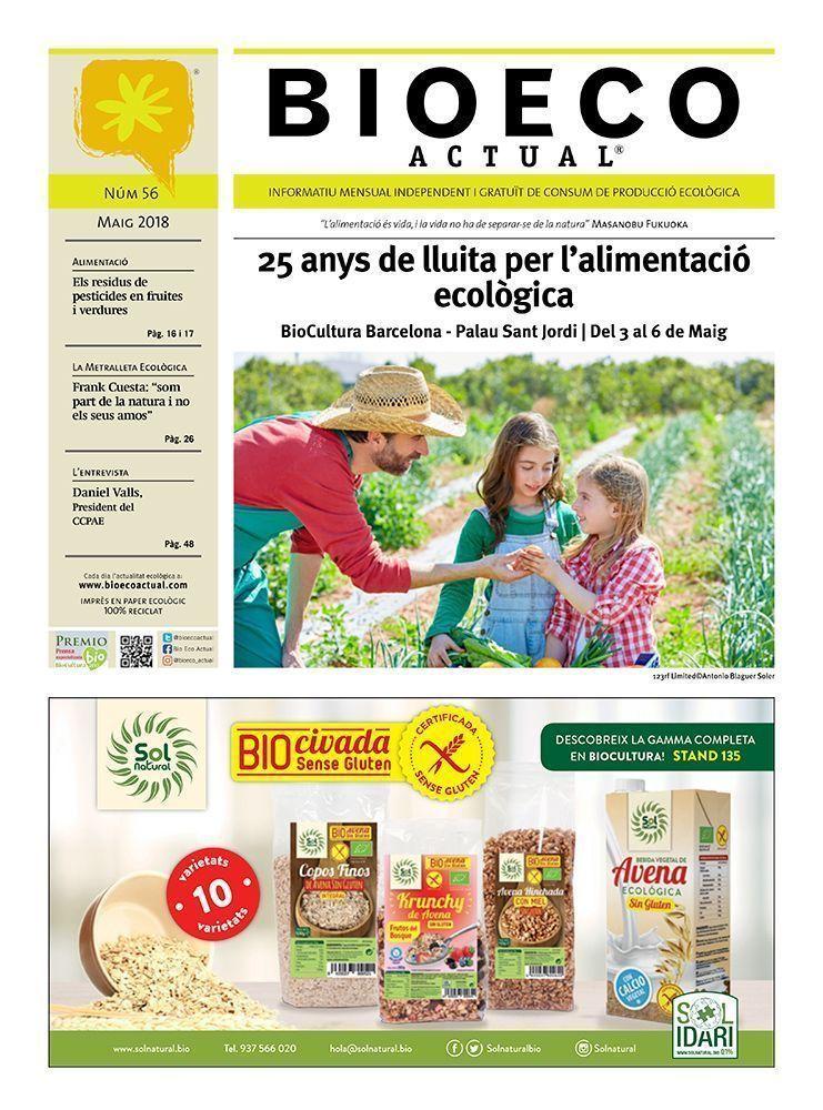 Bio Eco Actual Maig 2018