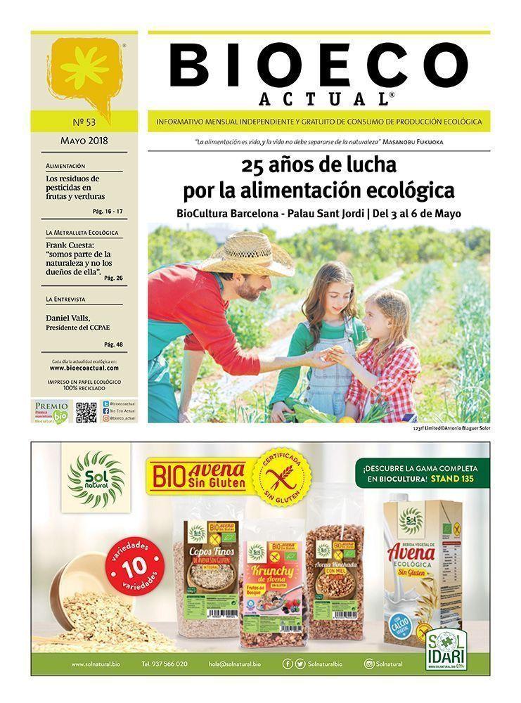 Bio Eco Actual Mayo 2018
