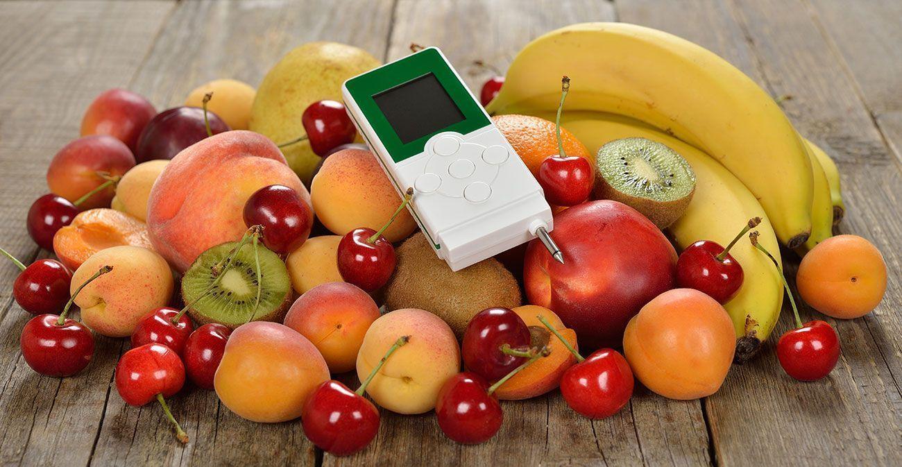 Los residuos de pesticidas en frutas y verduras