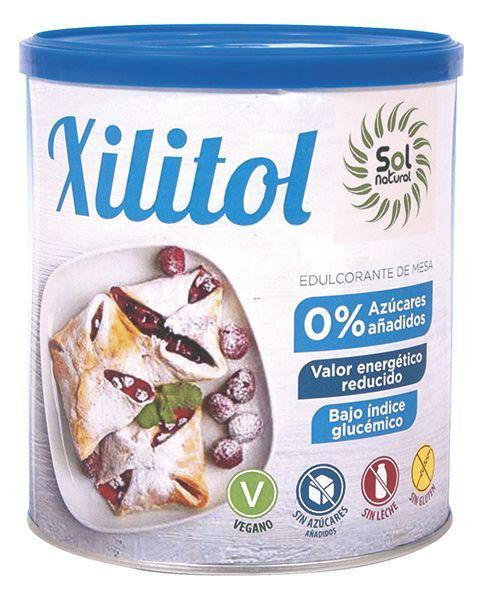 Xilitol, nuevo edulcorante natural, de Sol Natural