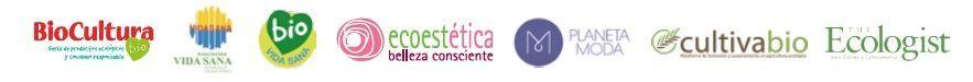 Asociación Vida Sana proyectos mamaterra cultivabio ecoestética planeta moda