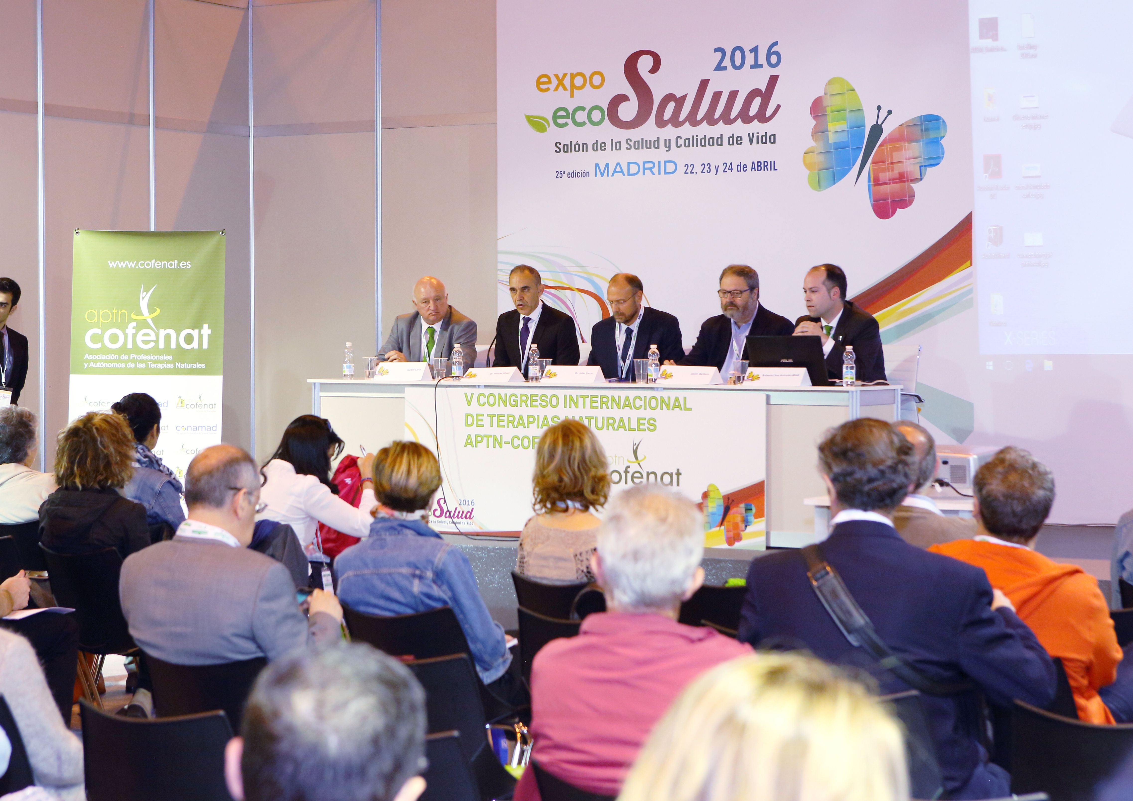 Expo Eco Salud actividades