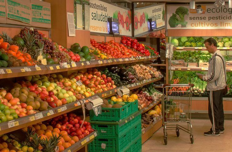 Comercio especializado ecológico: valor seguro. Calidad y filosofía Spanish shoppers spend five million euros a day on organic food org