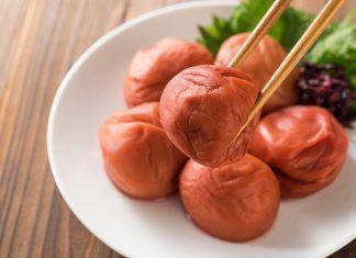 ¿Conoces la ciruela Umeboshi? pruna umeboshi